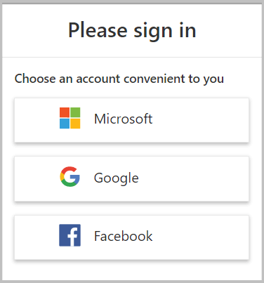 options to sign up for bing webmaster tools