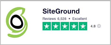 siteground reviews on trustpilot