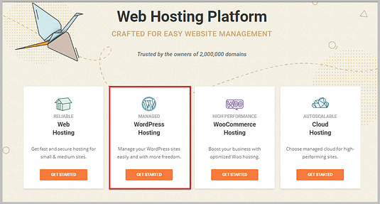 select siteground wordpress hosting