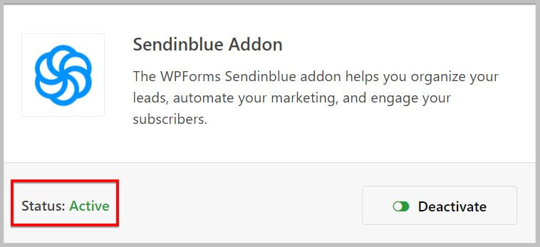 How to Connect SendinBlue with WPForms WordPress plugin- A complete tutorial to Grow your Email list